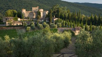 Castle in Chianti